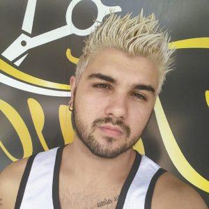 Vitor Vieira Voz da Luz